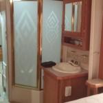 Shower/sink