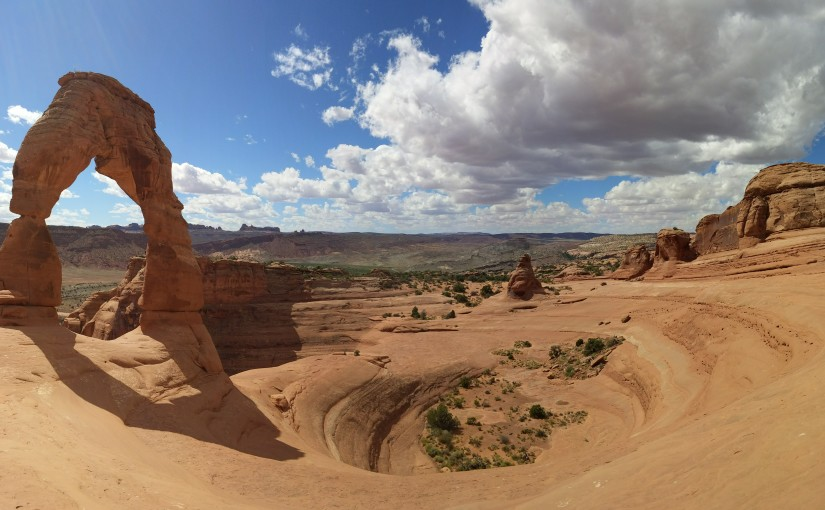 Arches and Canyonlands, Utah