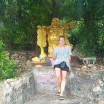 Victoria and Buddha