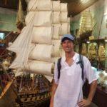Handmade sailboat store
