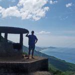 The top of Hai Van Pass