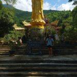 Random Buddha on the way to elephant springs