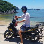 More Motorbiking on Cat Ba Island
