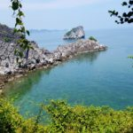 Hiking Monkey Island