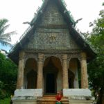 Oldest temple in Luang Prabang