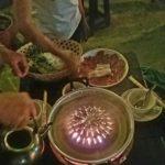 Laotian hot pot