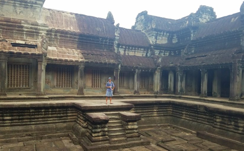 The mighty temples of Angkor Wat – Siem Reap, Cambodia