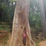 In Angkor, the trees eat you.