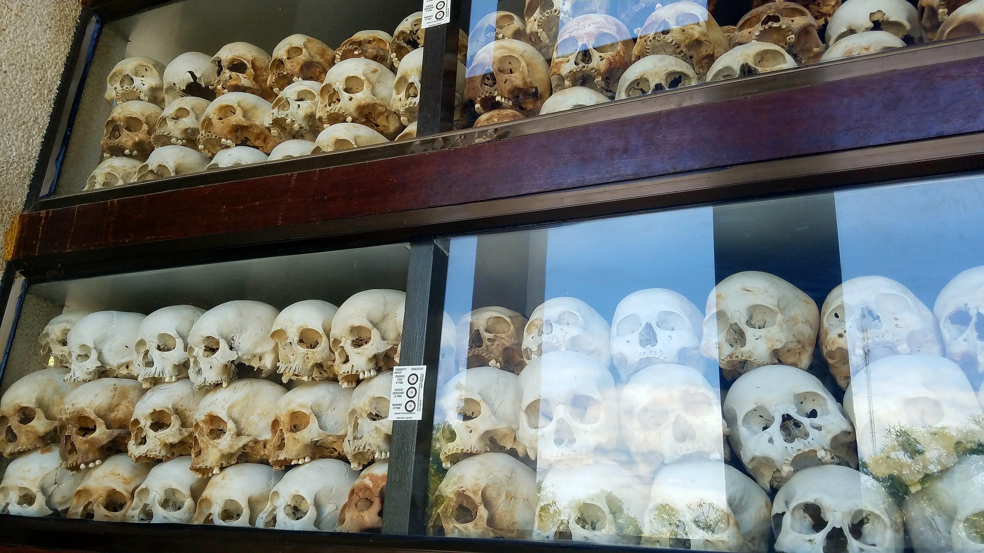 Cambodia's Dark History