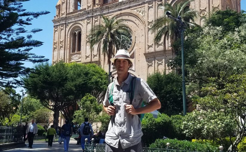 Cuenca – The Other Ecuadorean Colonial City