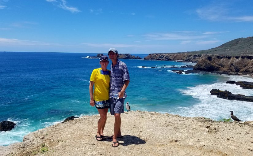 The Poor Man's Galapagos and Puerto Lopez